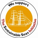 We support Sustainable Seas 25mm